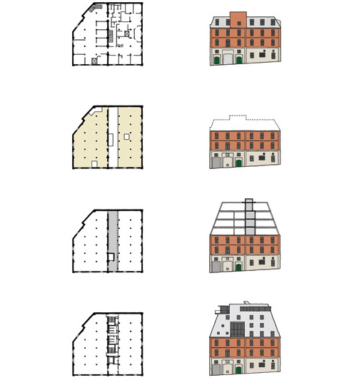 24 Alfred Street  |  Plans, Sections & Elevations