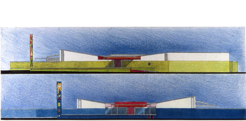 Delft Day Care Centres  |  Elevations