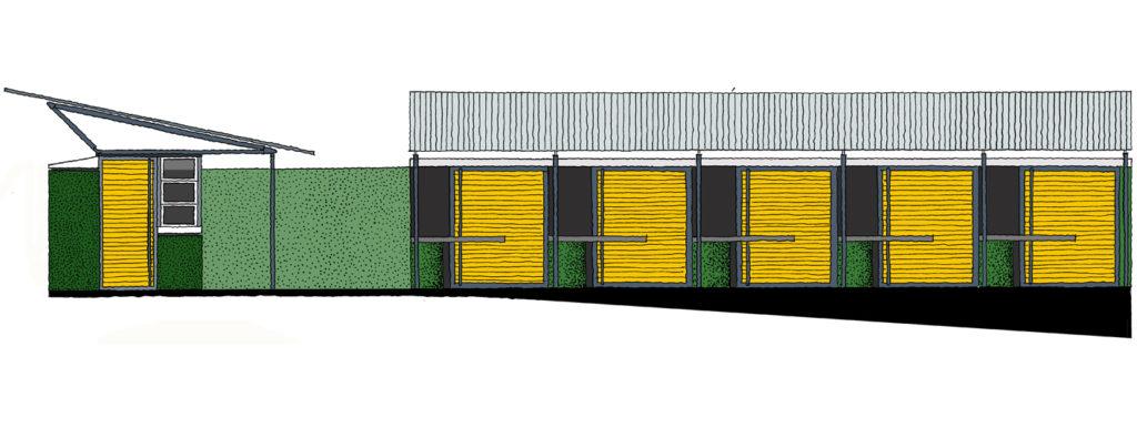 Duduza Resource Centre  |  Elevation