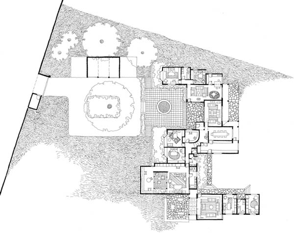 House Bridgette Mabandla  |  Plan