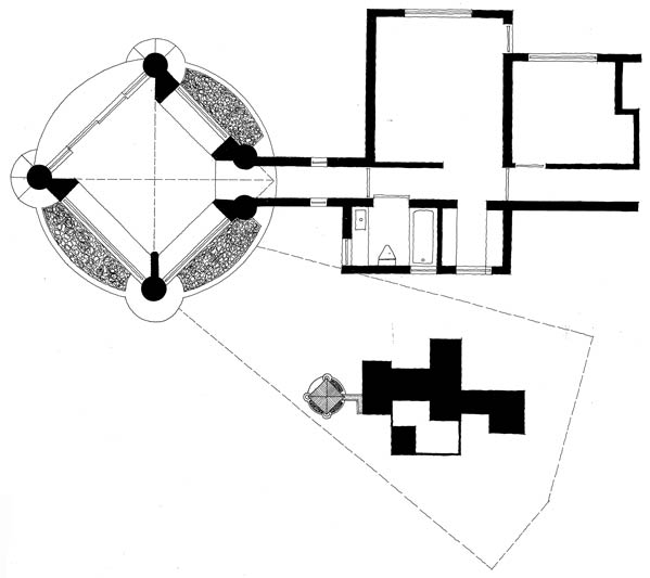 House Hadjihambi  |  Plan
