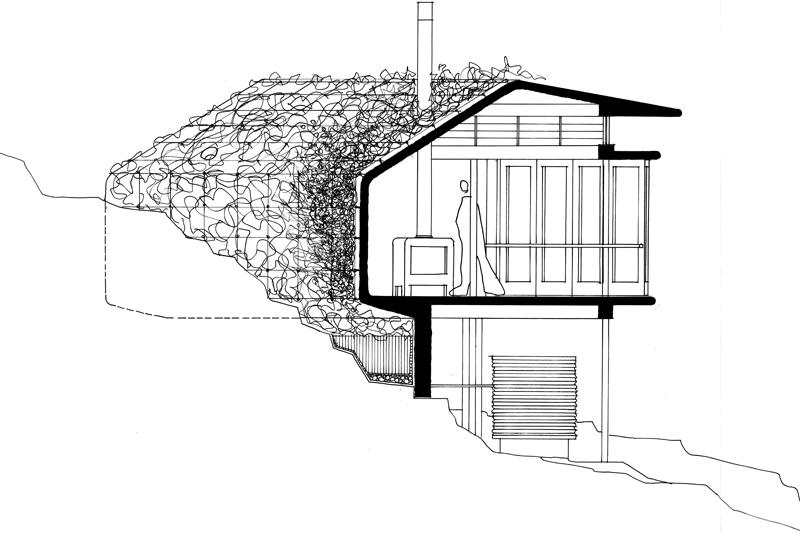 House Klump  |  Section
