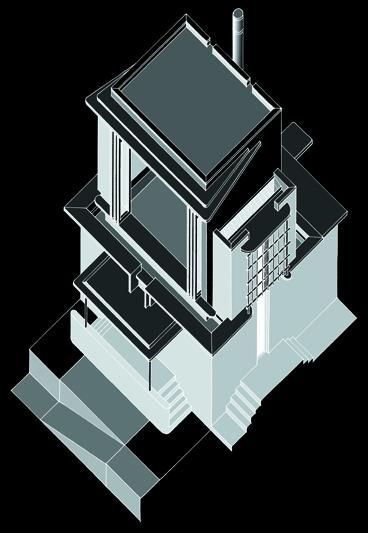 House Nicholas  |  Axonometric