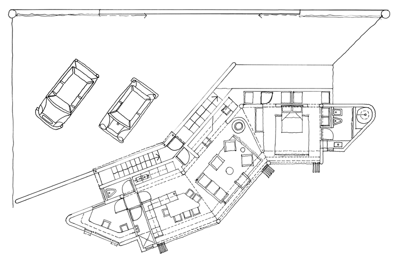 House Paul & Gerard  |  Plan