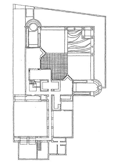 House Waheed  |  Plan