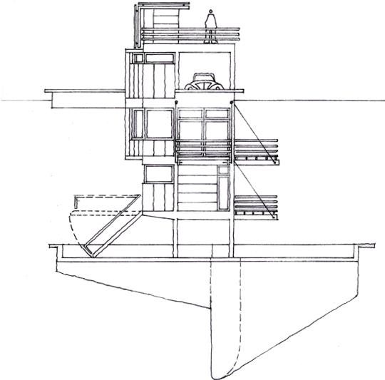 House Westhead  |  Elevation