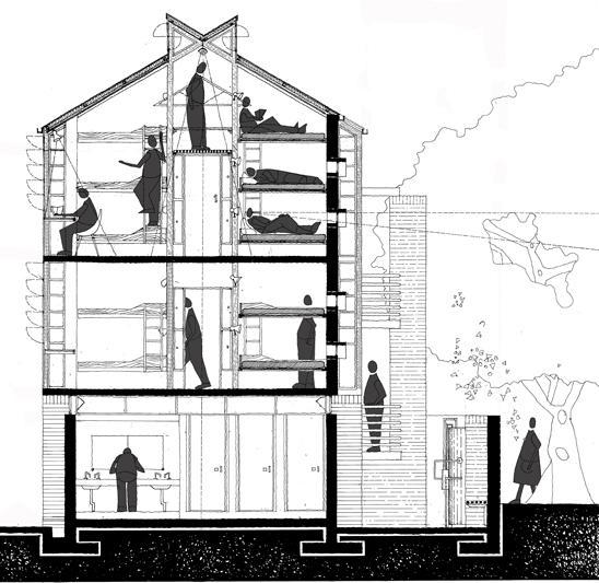 Ipelegeng Dormitory  |  Section