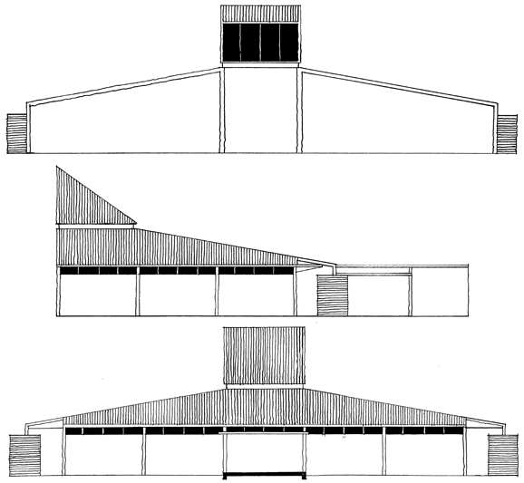 Orchards Church  |  Elevations