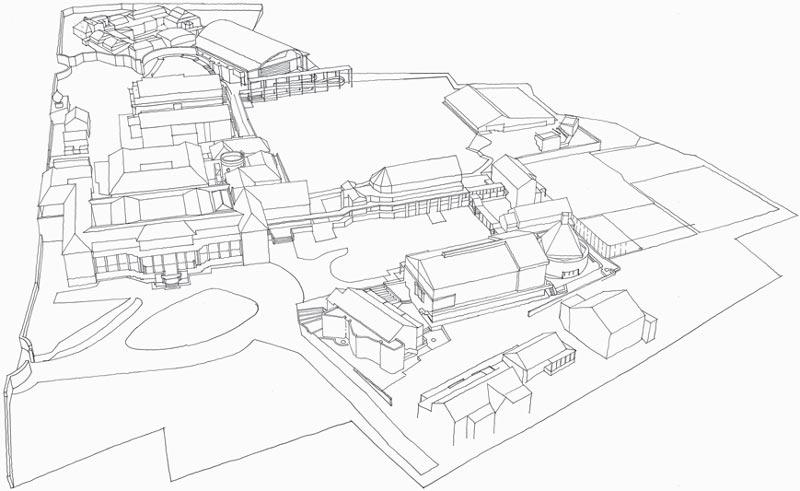 St Cyprian's School  |  Perspective