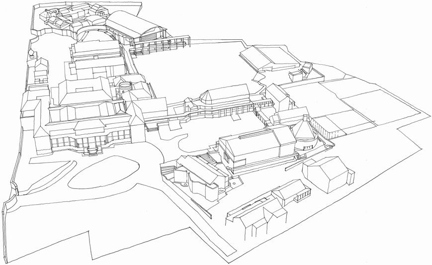 St Cyprians School  |  Perspective