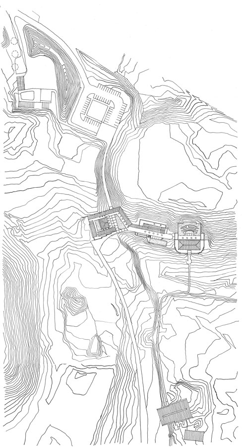 West Coast Fossil Park  |  Site Plan