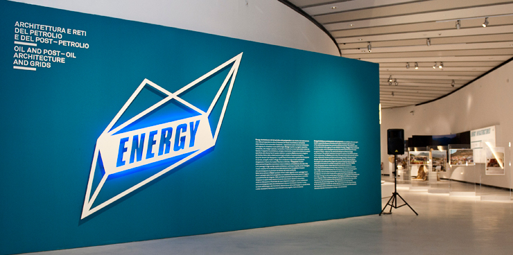 Noero Architects – Taking part in the exhibition ENERGY: Oil & Post Oil Architecture & Grids (MAXXI Nat Museum of the 21st Century Arts in Rome)