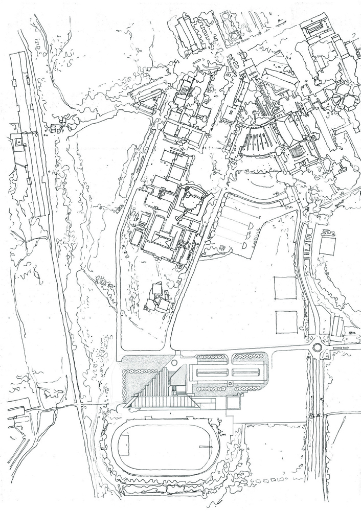 University of the Western Cape  |  Site Plan