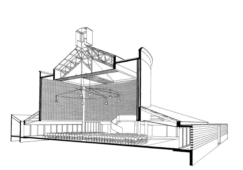 Christ Church Somerset West  |  3D