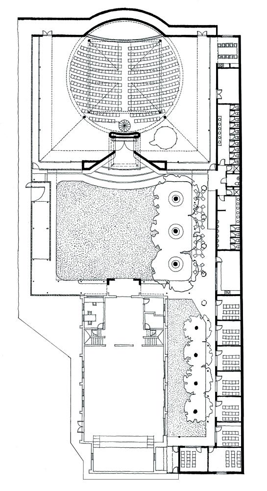 Christ Church Somerset West  |  Plan