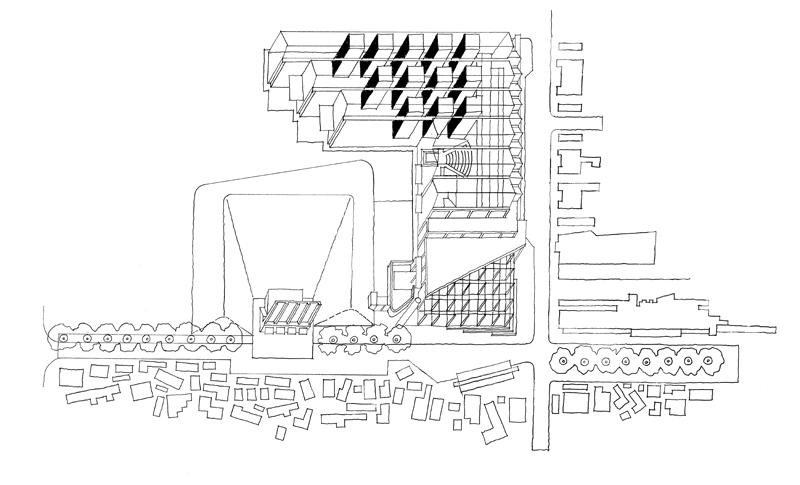 Red Location Cultural Precinct  |  Site Plan