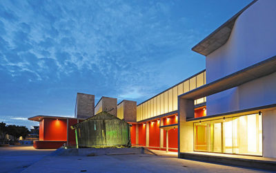 Icon Award Winner: Red Location gallery, Building of the year