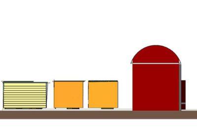 10×10 Starter House