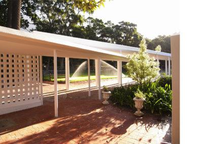 St. Cyprian's School – Loggia