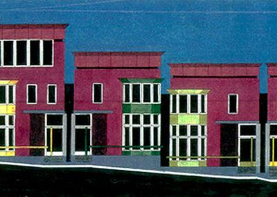 Grand Centre Housing