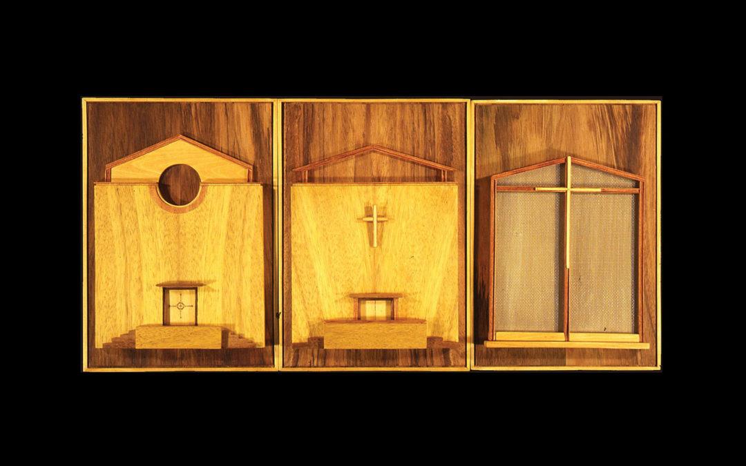 ThreeRural Churches